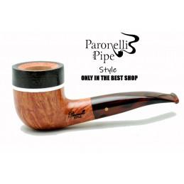 Briar pipe Paronelli STYLE handmade