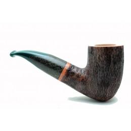 Briar pipe Paronelli REVERSE VOGUE handmade