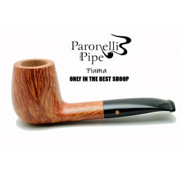 Briar pipe Paronelli PIUMA handmade
