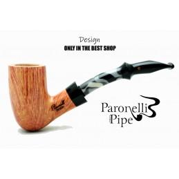 Briar pipe Paronelli DESIGN handmade