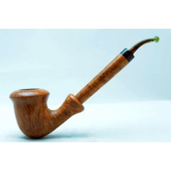 Briar pipe calabash year 1985 by Paronelli Pipe