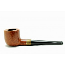 Dunhill pipe Root 61024 gold band year 1980 by Paronelli Pipe