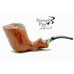Briar pipe Paronelli COLOSSAL freeshape handmade