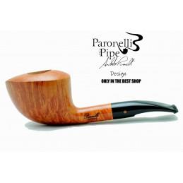 Briar pipe Paronelli DESIGN 9mm handmade