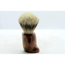Pennello da barba Paronelli in radica
