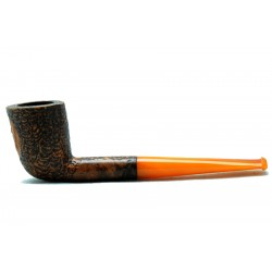 Briar and amber pipe dublin year 1930 by Paronelli Pipe