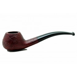 Dunhill pipe Red Bark 51281 year 1979 by Paronelli Pipe