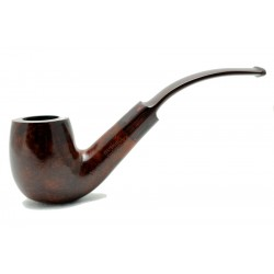 Dunhill pipe Chestnut 52025 year 1983 by Paronelli Pipe