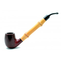 Dunhill pipe Bruyere 41311 year 1982 by Paronelli Pipe