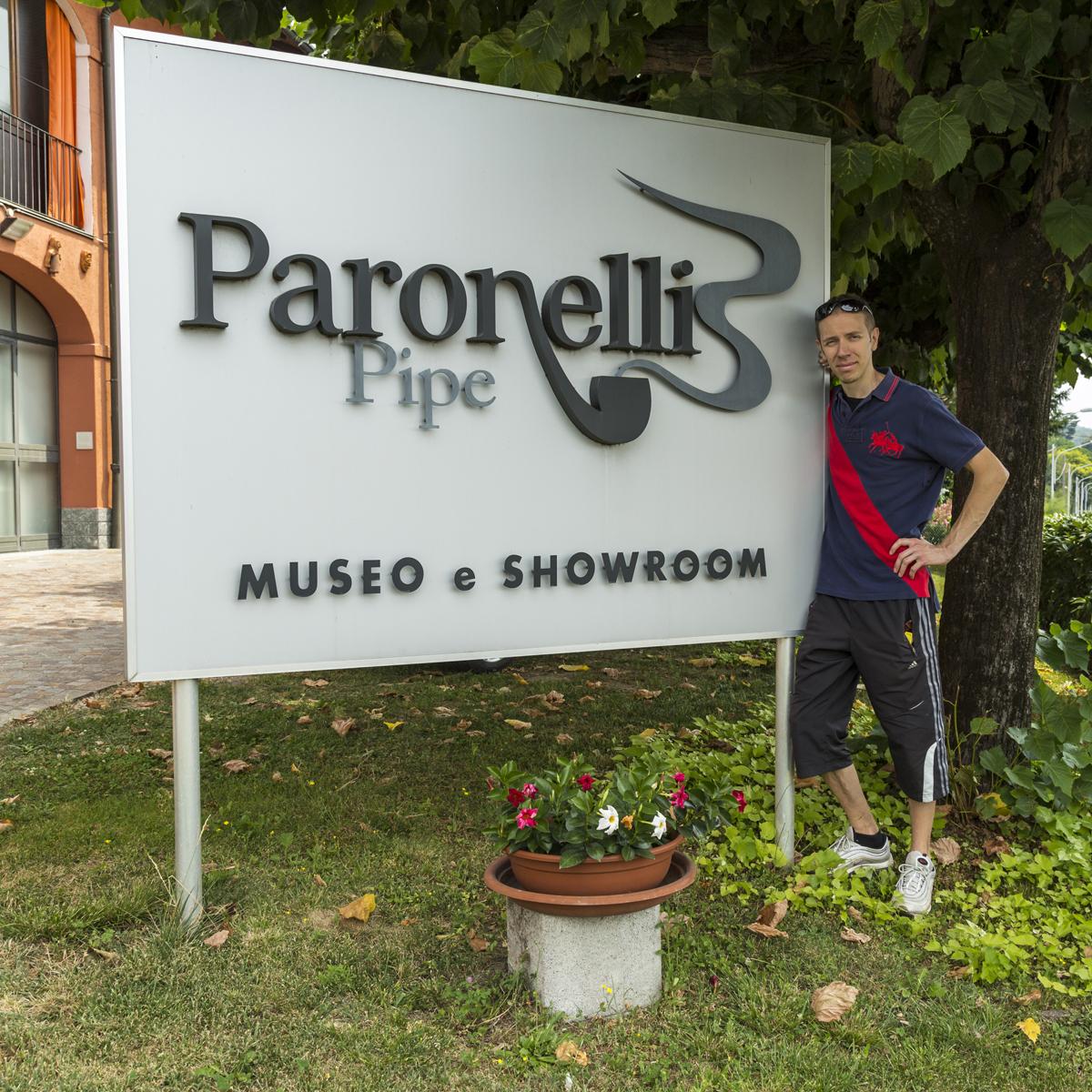 Paronelli Pipe - Museo & Showroom